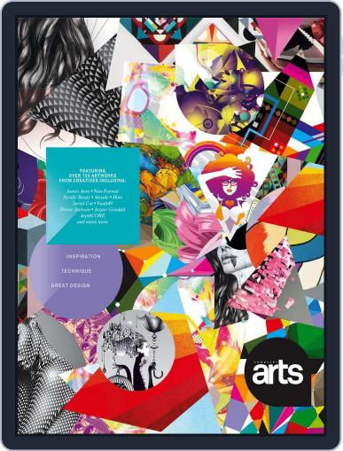 The Computer Arts Book of Inspiration Magazine (Digital) May 7th, 2010 Issue Cover