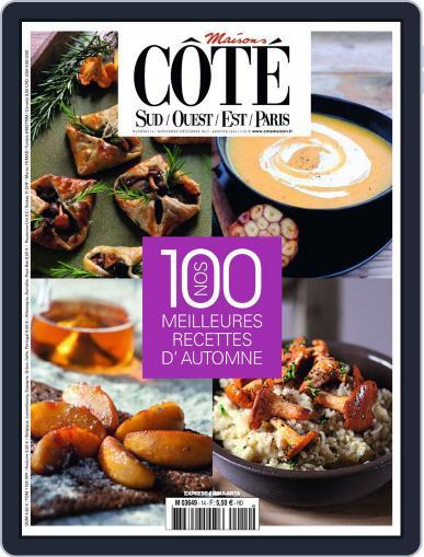 Côté Sud / Est / Ouest / Paris Magazine (Digital) October 30th, 2013 Issue Cover