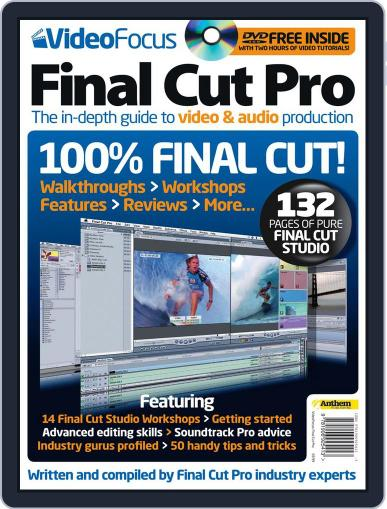 Video Focus: Final Cut Pro Magazine (Digital) January 1st, 2011 Issue Cover