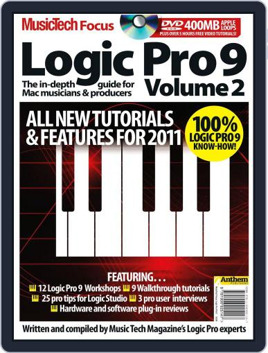 Music Tech Focus: Logic Pro 9 Magazine (Digital) February 7th, 2011 Issue Cover