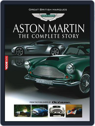 Aston Martin: The Complete Story Magazine (Digital) February 22nd, 2011 Issue Cover