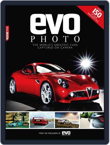 evo Photo Magazine (Digital) April 13th, 2011 Issue Cover