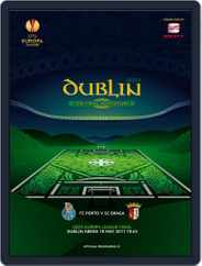 UEFA Europa League final official matchday programme Magazine (Digital) Subscription May 19th, 2011 Issue