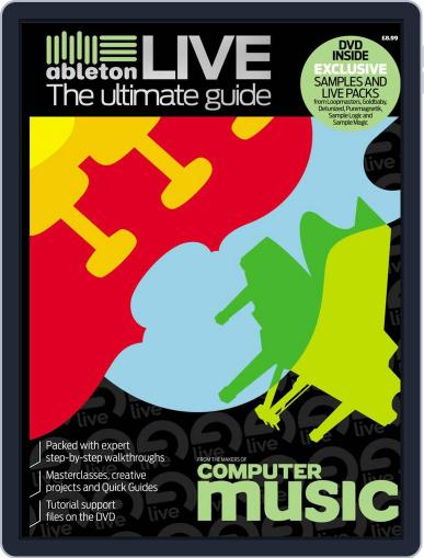The Ultimate Guide to Ableton Magazine (Digital) June 2nd, 2011 Issue Cover