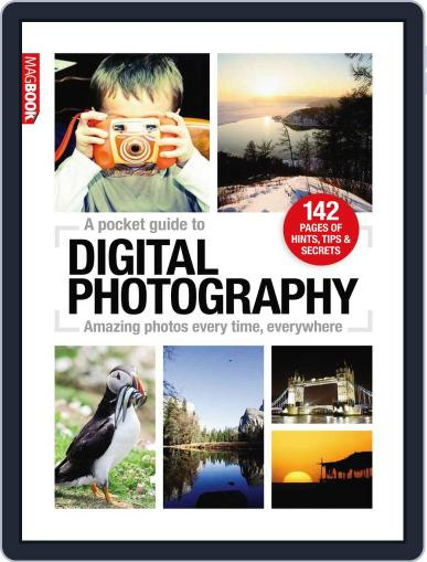 The Pocket Guide to Digital Photography Magazine June 17th, 2011 Issue Cover