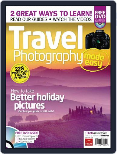Travel Photography Made Easy Magazine (Digital) September 21st, 2011 Issue Cover