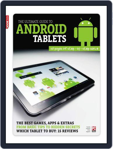 Ultimate Guide to Android Tablets Magazine (Digital) October 11th, 2011 Issue Cover