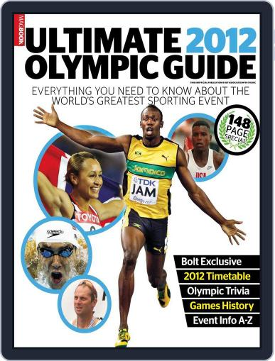 Ultimate 2012 Olympic Guide Magazine (Digital) February 14th, 2012 Issue Cover