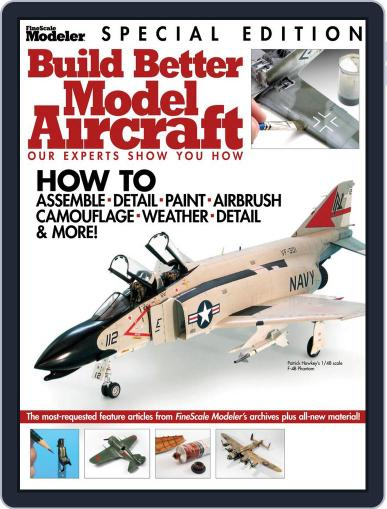 Build Better Model Aircraft Magazine (Digital) March 8th, 2012 Issue Cover