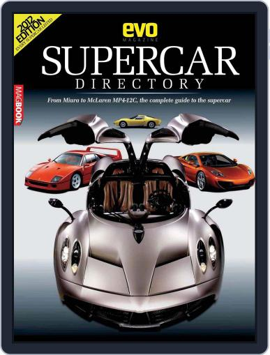 Evo Supercars Directory Magazine (Digital) March 20th, 2012 Issue Cover