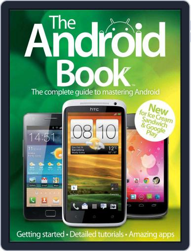 The Android Book Revised Edition Magazine (Digital) May 22nd, 2012 Issue Cover