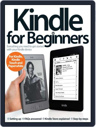 Kindle For Beginners Magazine (Digital) June 20th, 2013 Issue Cover