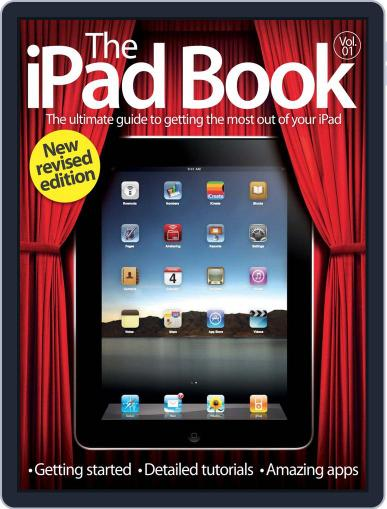 The iPad Book Vol 1 Revised Edition Magazine (Digital) July 24th, 2012 Issue Cover