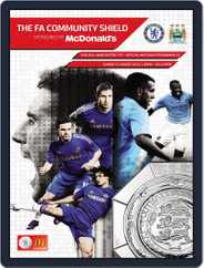Community Shield Manchester City v Chelsea Magazine (Digital) Subscription August 12th, 2012 Issue