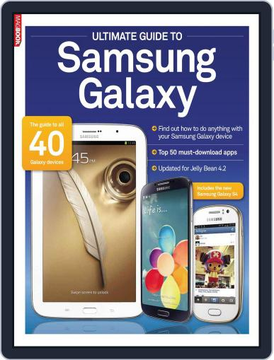Ultimate Guide to Samsung Galaxy Magazine (Digital) May 16th, 2013 Issue Cover