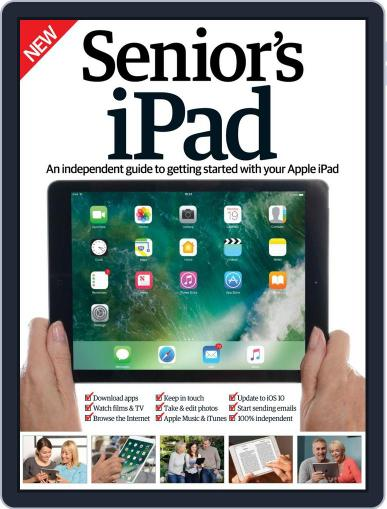 Senior's Edition: iPad Magazine (Digital) October 1st, 2016 Issue Cover