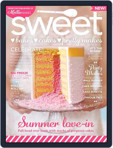 Sweet 3 Magazine (Digital) June 19th, 2013 Issue Cover