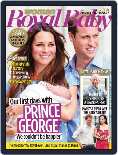 Woman Royal Baby Souvenir issue Magazine (Digital) July 31st, 2013 Issue Cover