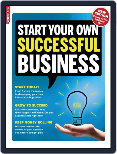 Start Your Own Successful Business Magazine (Digital) May 22nd, 2014 Issue Cover