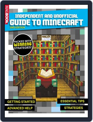 The Independent Guide to Minecraft Magazine (Digital) August 7th, 2015 Issue Cover