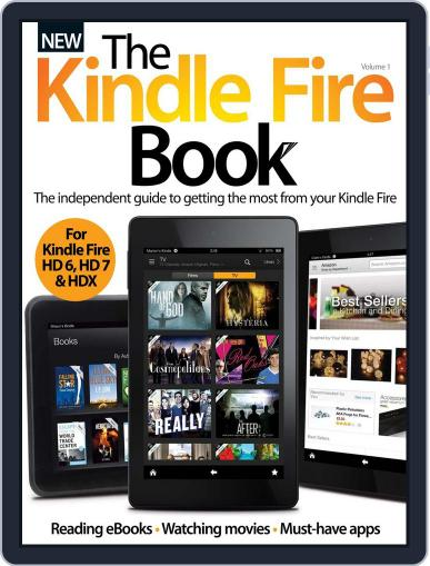 The Kindle Fire Book Magazine (Digital) October 29th, 2014 Issue Cover