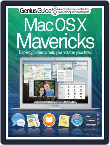 Mac OS X Mavericks Genius Guide Vol 1 Magazine (Digital) December 1st, 2013 Issue Cover