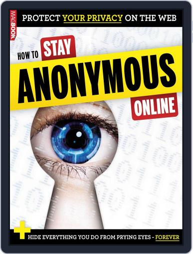 How to Stay Anonymous Online Magazine (Digital) January 16th, 2014 Issue Cover