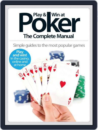 Play & Win at Poker The Complete Manual Magazine (Digital) March 26th, 2014 Issue Cover