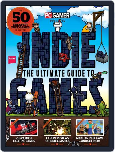 The Ultimate Guide to Indie Games Magazine (Digital) April 2nd, 2014 Issue Cover