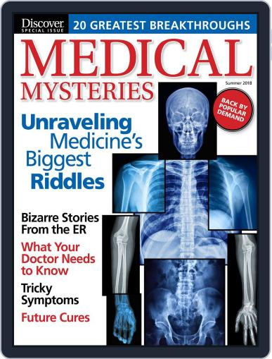 Medical Mysteries Magazine (Digital) April 27th, 2018 Issue Cover