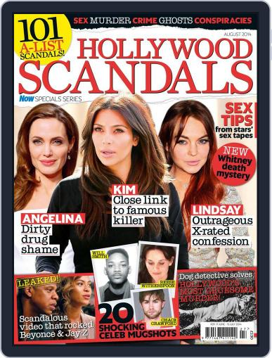 Hollywood Scandals Magazine (Digital) July 23rd, 2014 Issue Cover