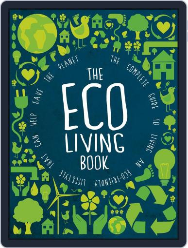 The Eco Living Book Magazine (Digital) August 20th, 2014 Issue Cover