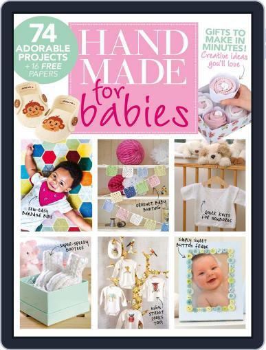 Handmade for Babies Magazine (Digital) September 10th, 2014 Issue Cover