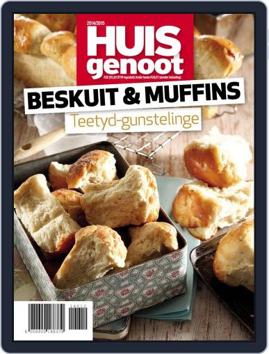 Huisgenoot Beskuit en Muffins Magazine (Digital) September 23rd, 2014 Issue Cover