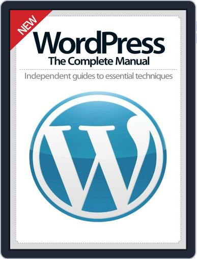 WordPress The Complete Manual Magazine (Digital) September 24th, 2014 Issue Cover