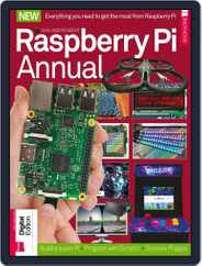 Raspberry Pi Annual Volume 1 Magazine (Digital) Subscription January 2nd, 2018 Issue