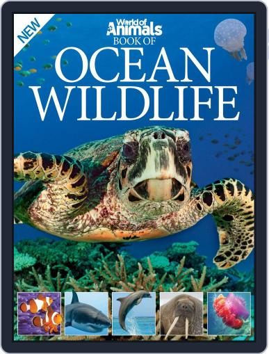 World of Animals Book of Ocean Wildlife Magazine (Digital) December 3rd, 2014 Issue Cover