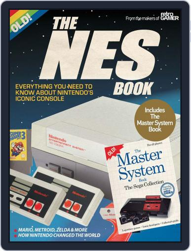 The NES / Master System Book Magazine (Digital) April 1st, 2016 Issue Cover