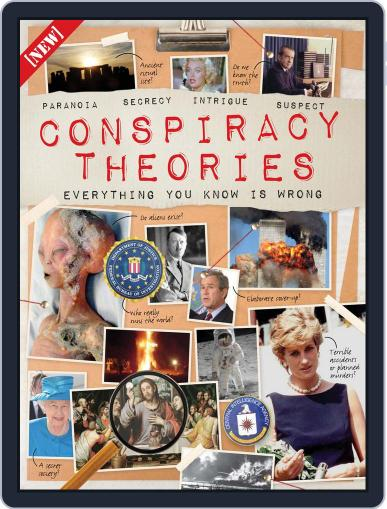 Conspiracy Theories Magazine (Digital) September 16th, 2015 Issue Cover