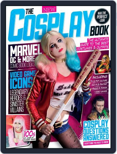 The Cosplay Book Magazine (Digital) April 1st, 2016 Issue Cover