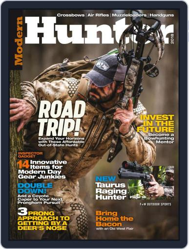 MODERN HUNTER 2016 Magazine (Digital) September 6th, 2018 Issue Cover