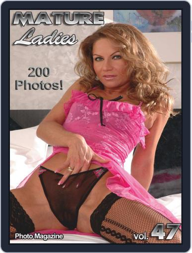 Mature Ladies Adult Photo Magazine (Digital) July 18th, 2020 Issue Cover