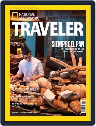 National Geographic Traveler  México Magazine (Digital) July 1st, 2020 Issue Cover