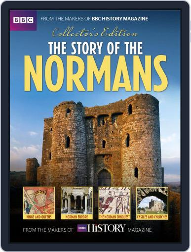 The Story of the Normans from BBC History Magazine (Digital) September 1st, 2016 Issue Cover