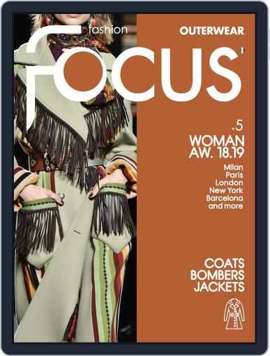 FASHION FOCUS WOMAN OUTERWEAR (Digital) April 23rd, 2018 Issue Cover