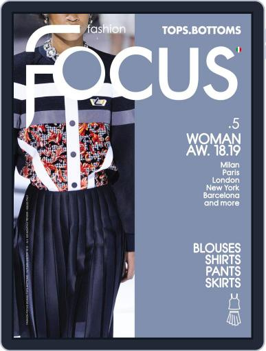 FASHION FOCUS WOMAN TOPS.BOTTOMS (Digital) April 23rd, 2018 Issue Cover