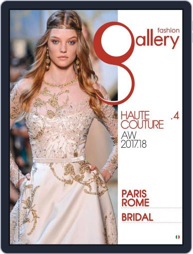 FASHION GALLERY HAUTE COUTURE (Digital) February 1st, 2018 Issue Cover