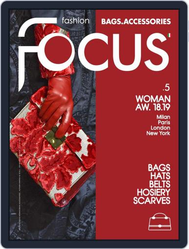FASHION FOCUS WOMAN BAGS (Digital) April 23rd, 2018 Issue Cover