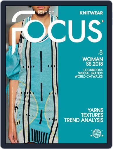 FASHION FOCUS WOMAN KNITWEAR (Digital) May 1st, 2018 Issue Cover