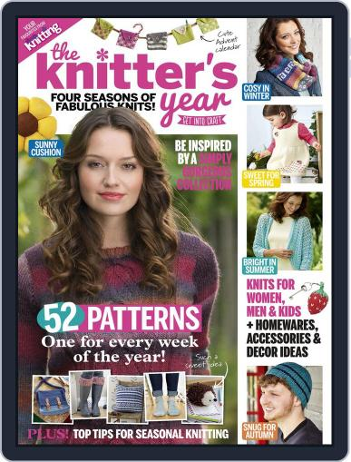 The Knitter's Year Magazine (Digital) September 30th, 2016 Issue Cover